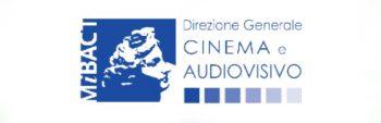 MiBACT - Direzione generale Cinema e audiovisivo